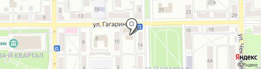 Мэрилин Монро на карте Салавата