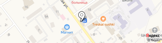 Рыбный день на карте Култаево