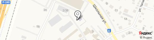 УфаАгроХим на карте Чесноковки