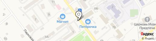 Автостоянка на карте Култаево