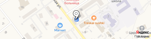 Табакерка на карте Култаево