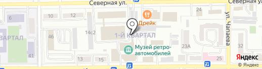 ЭГО на карте Салавата