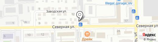 Профитэк на карте Салавата