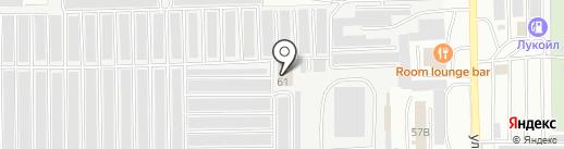Мебельная компания на карте Салавата