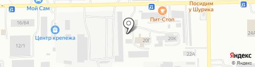 Автодоктор на карте Салавата