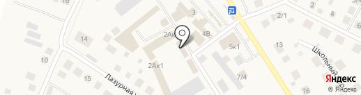 Тайрай на карте Чесноковки