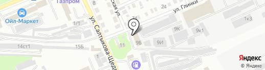 AvtoMajor на карте Стерлитамака