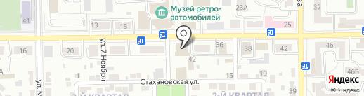 Юридическое агентство на карте Салавата