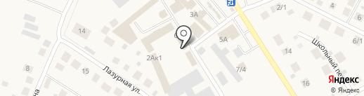 АВИАГРУЗ на карте Чесноковки