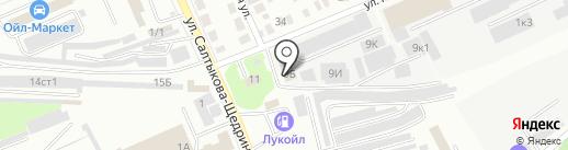 Керхер РД Технология на карте Стерлитамака