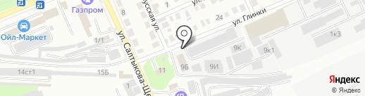 RidesPartsShop на карте Стерлитамака