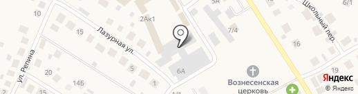 Регент-Стретч на карте Чесноковки