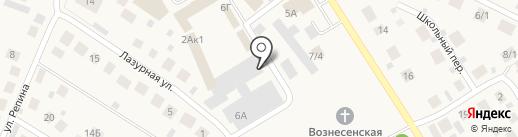 КвадроКом на карте Чесноковки