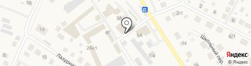 Эльбрус на карте Чесноковки
