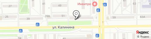 СтройТехКомфорт+ на карте Салавата