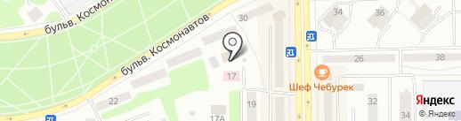 Связь-Монтаж-Автоматика на карте Салавата