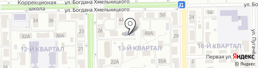 Детский сад №5 на карте Салавата