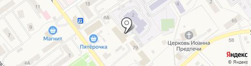 Клуб бокса на карте Култаево