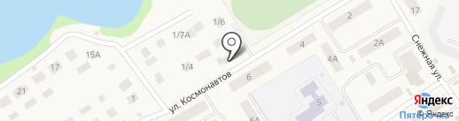 NPS на карте Култаево
