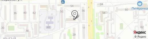 Чик-Чик на карте Салавата