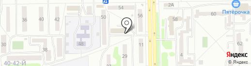 Массажный салон на карте Салавата