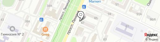 УралМастер на карте Стерлитамака
