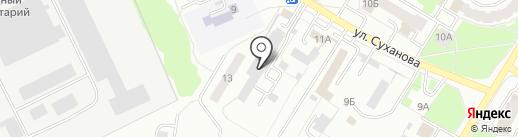 Инструмент+ на карте Стерлитамака