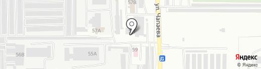 М-АВТО на карте Салавата
