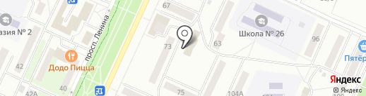Агата на карте Стерлитамака