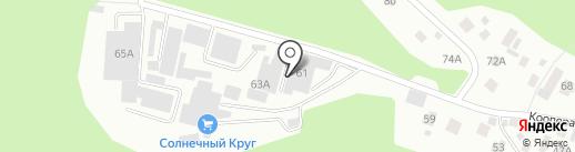 НАШ GARAGE на карте Уфы