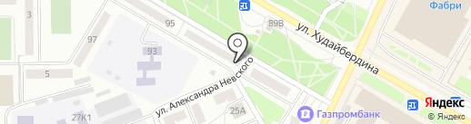 Аптека XXI века на карте Стерлитамака