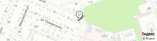 Платежный терминал, Газпромбанк на карте Стерлитамака