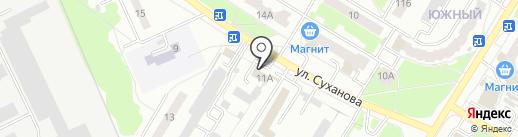 ДОМ на карте Стерлитамака
