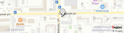 Газпром газораспределение Уфа на карте Салавата