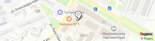 Оптово-розничная фирма на карте Стерлитамака