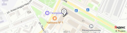 Магазин макаронных изделий на карте Стерлитамака