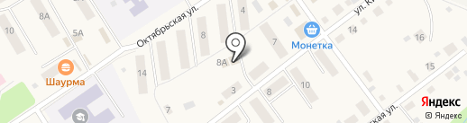 Парикмахерская на карте Култаево