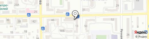 Хоум-Центр на карте Салавата