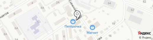Пятёрочка на карте Култаево