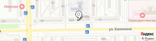 ДЕНТА-ЛЮКС на карте Салавата