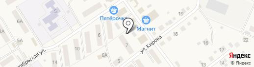 Магазин товаров смешанного типа на карте Култаево