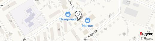 Магазин алкогольной продукции на карте Култаево