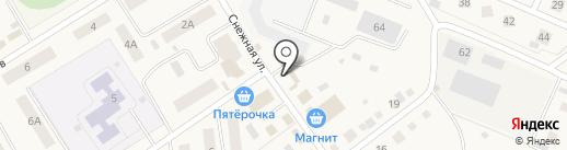 Пекарушка на карте Култаево