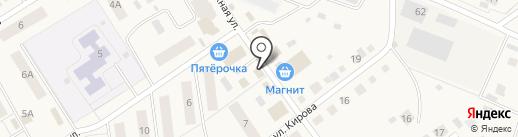 Куединский мясокомбинат на карте Култаево