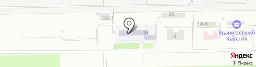 Родничок на карте Стерлитамака