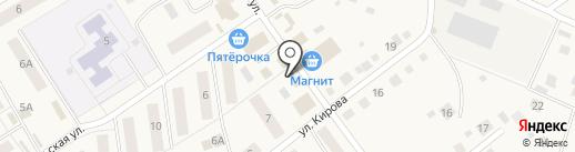 Магазин товаров для дома на карте Култаево