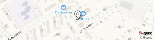 Магазин товаров для дома на Снежной на карте Култаево