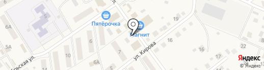 Чудная лавка на карте Култаево