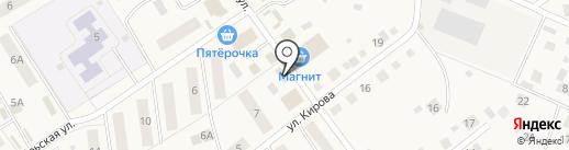 МТС на карте Култаево