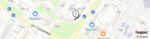 Стройпласт Окна на карте Стерлитамака